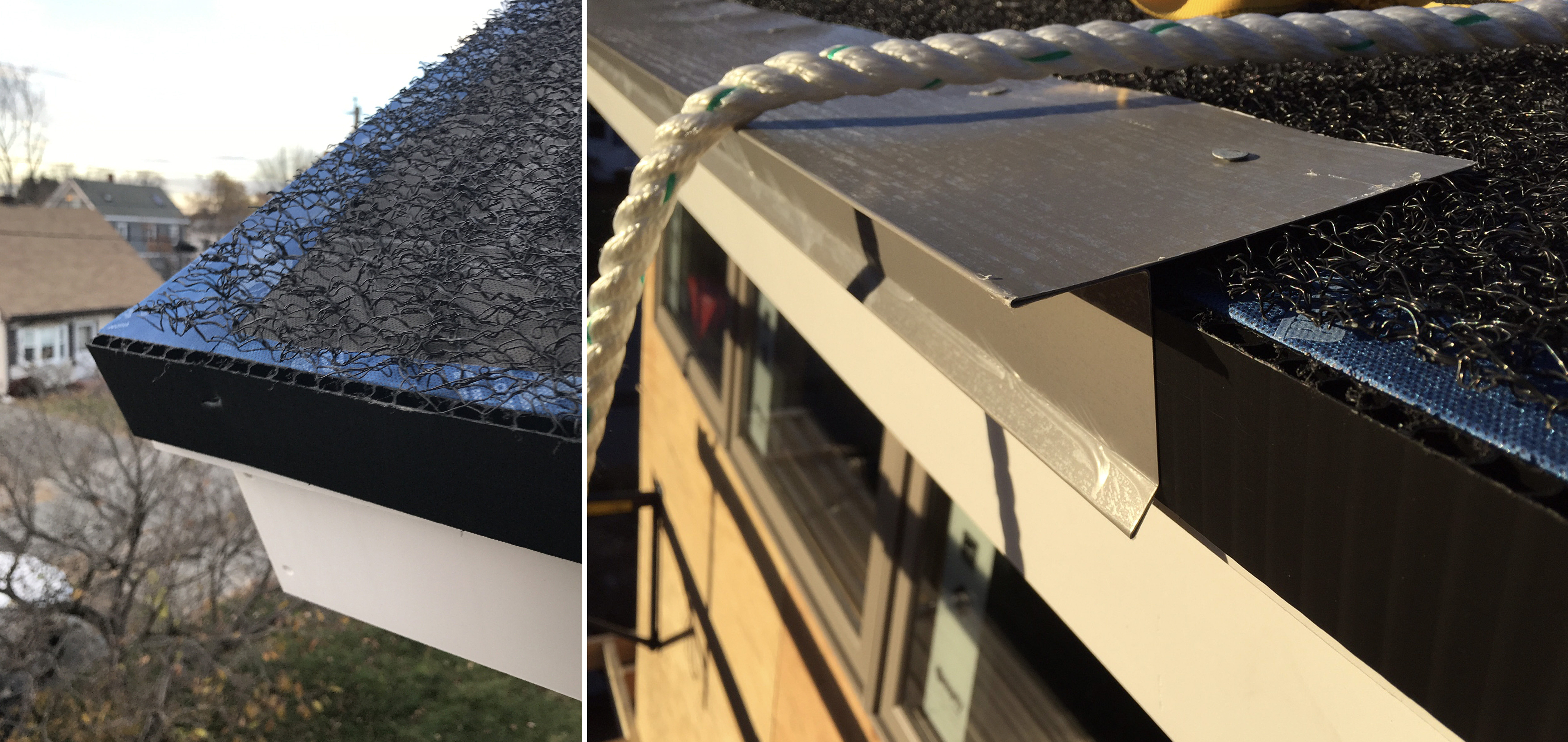 Vented High Performance Standing Seam Metal Roof 475