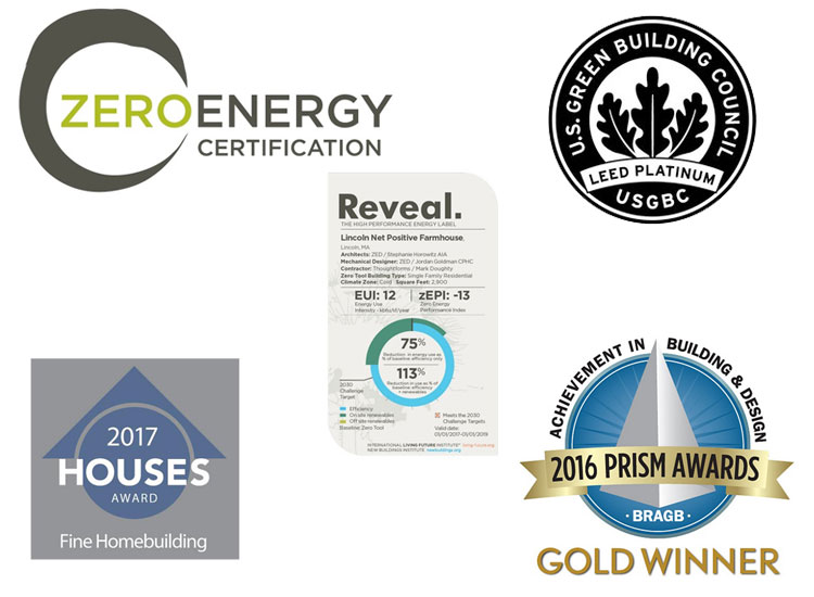 ZeroEnergy-Design Awards