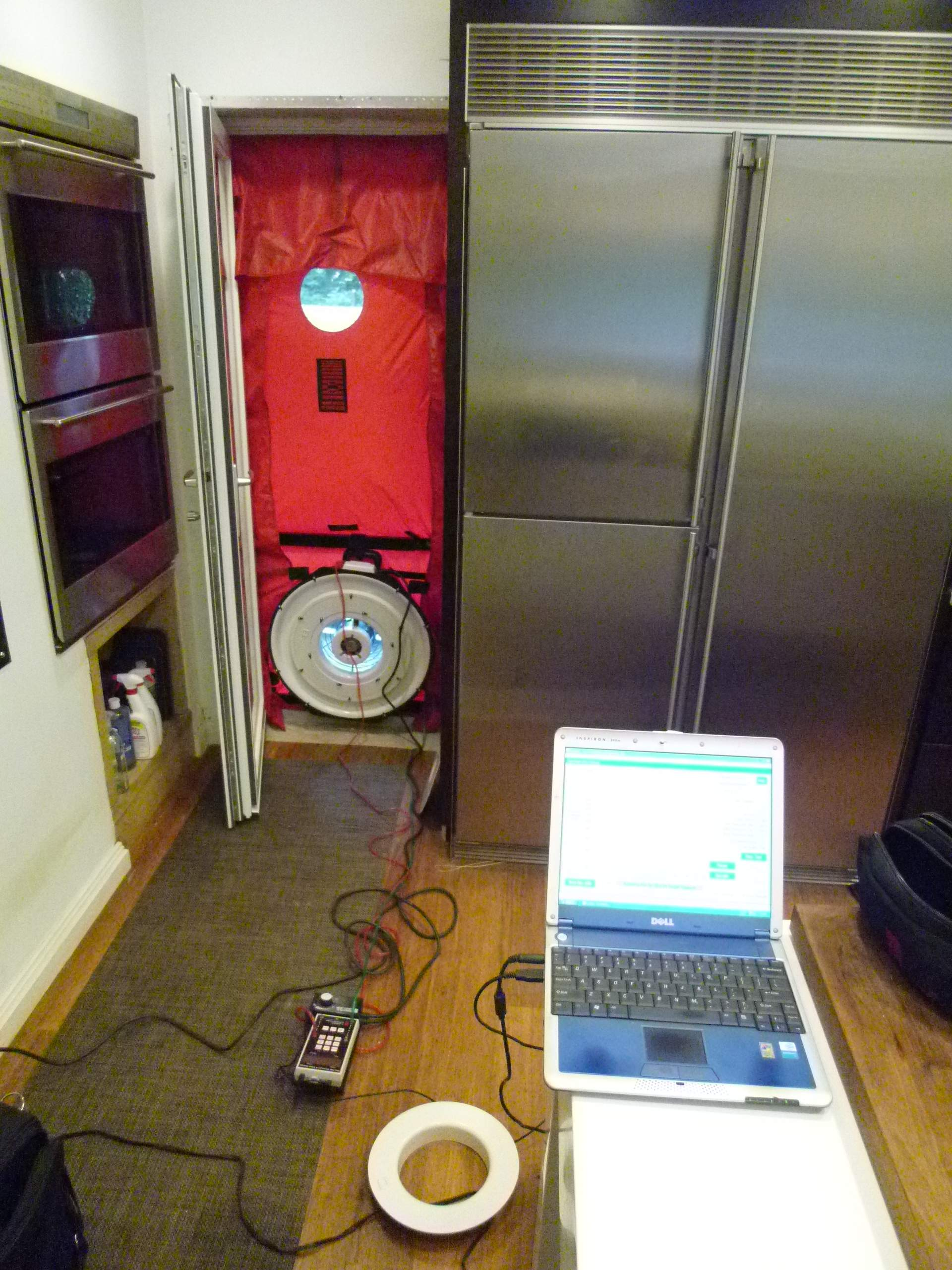 Blower Door Protocol For Passive House Certification 475 High