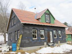 dormer and valley impossible to vent - smart vapor retarders required for foam free solutions